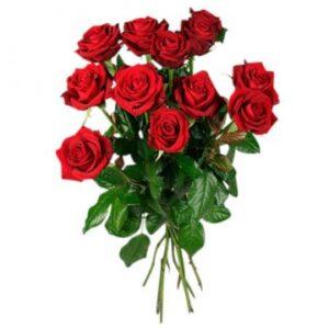 Ett dussin röda rosor, Florister i SVerige
